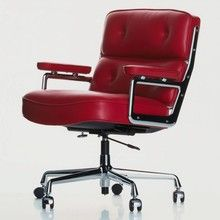 Vitra - ES 104 Eames Lobby Chair Office Chair
