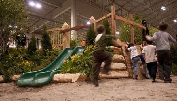 Bienenstock Natural Playgrounds': The Natural Playground  Picture by Tweaked Solutions