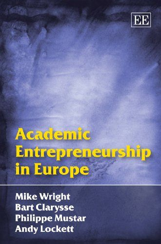 Academic entrepreneurship in Europe | 112.72 WRI