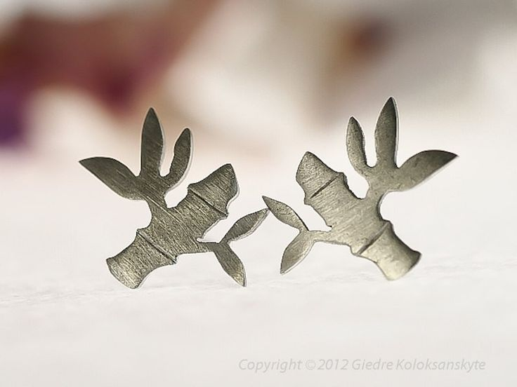 Handmade item                             Materials: sterling silver, silver, fine silver, 925 silver                                                          Ships worldwide from Lithuania