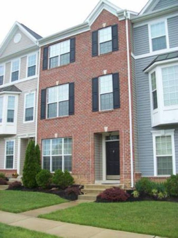 Townhouse For Rent Near Fort Meade / NSA, Maryland 3 Bed / 3 Bath