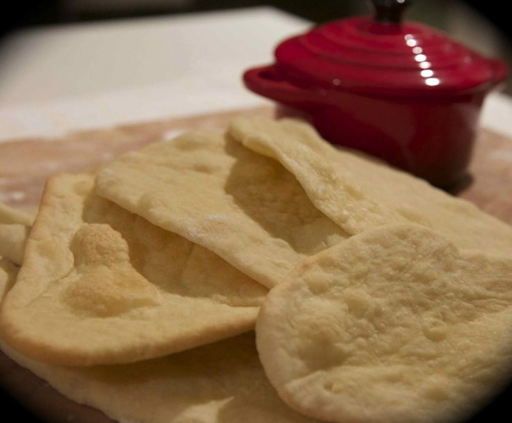 Easy Naan Bread by Thermomix on www.recipecommunity.co.uk