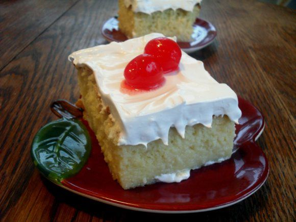 tres leches cake | caribbean food - my culture | Pinterest