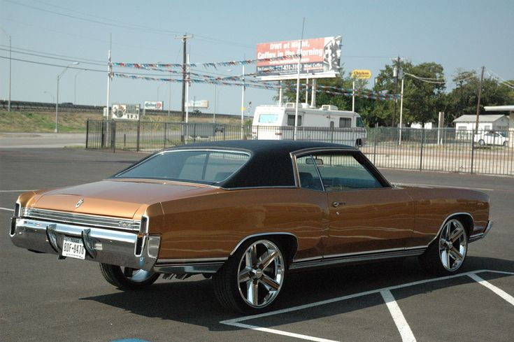 1970 monte carlo copper muscle cars muscle cars cars vehicles. Black Bedroom Furniture Sets. Home Design Ideas