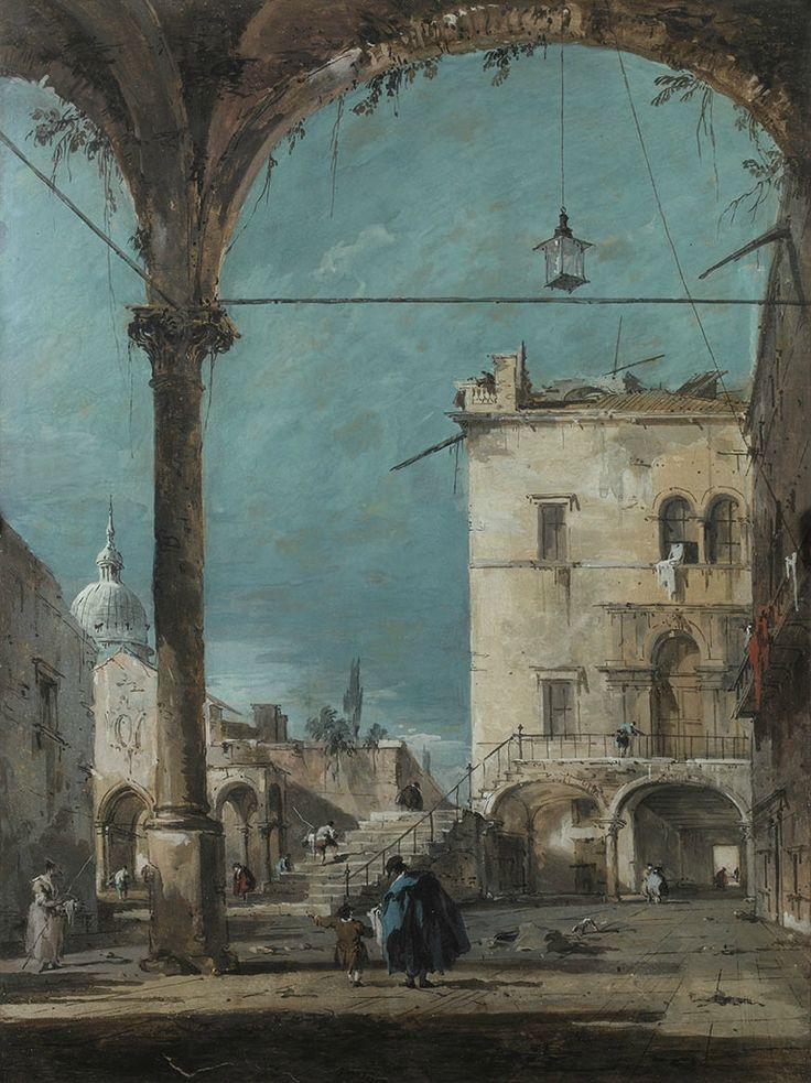 21 best venetian painter: canaletto images on pinterest | venice ... - Libreria Con Scala Paint Your Life