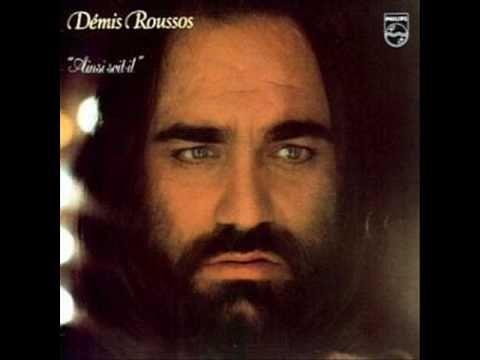 "Demis Roussos ""ADIOS, AMOR ADIOS "" {Version Español} ♥‿↗⁀♫♪♫ - YouTube"