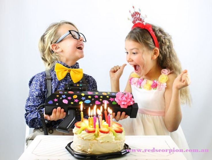 If you have questions about having our mobile birhday parties please visit: http://www.redscorpion.com.au