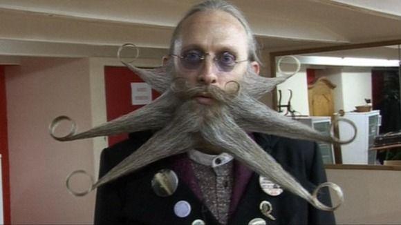 beard+championships | cut above the rest: The 2012 Beard Championships - ITV News