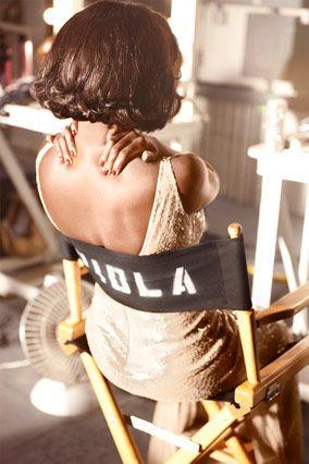 Can't wait to see Viola Davis win the Oscar tonight!