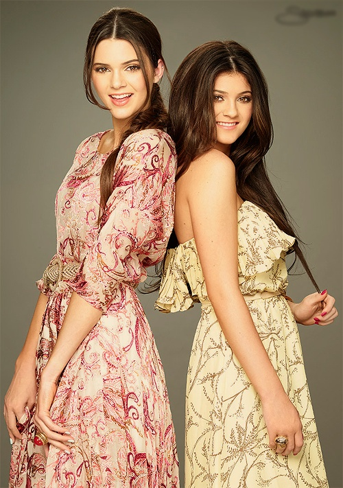Kendall and Kylie Jenner: Kardashians Jenners, Kardashian Jenner, Kendall Jenner, Kendall Kylie, Beautiful People, Kendall And Kylie, Jenner Sisters, Kylie Jenner