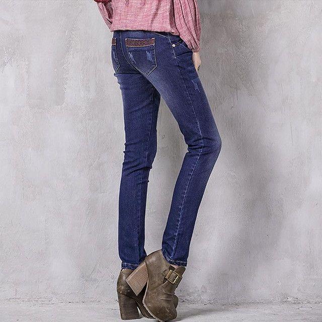 Low Waist Skinny Jean