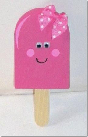 Popsicle mini
