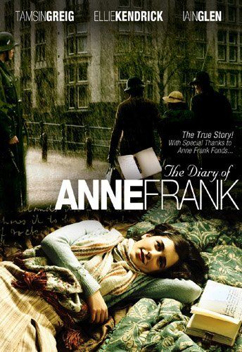 The diary of Anne Frank DVD 933.44 DIA 150 min 5-6 The story of a young girl who had to go into hiding during World War II for being different. Anne Frank's diary manages to create a truthful and timeless picture of domestic life in all its pettiness and normalcy, while never letting us forget the extraordinary threat of death that awaits the characters if they are discovered. This is the first authorized film based on actual entries of the real diary.