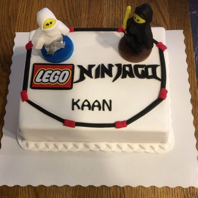 Lego Ninjago Tasarım Pasta • 1 Dakikada Sipariş Ver! • Bulvar Pastanesi    #pasta #cake #butikpasta #lego #legoninjago