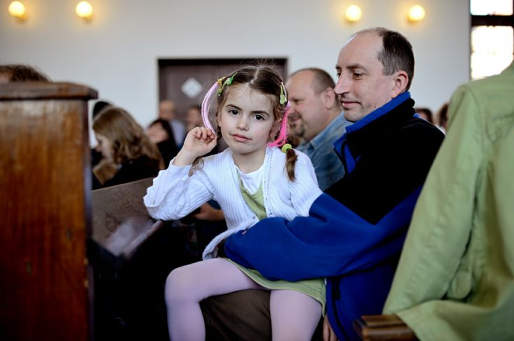 Nabożeństwo w kościele Zielonoświątkowców w Gdańsku. Tu zostałem zaproszony na wspólną modlitwę za gdańszczan i Gdańsk.