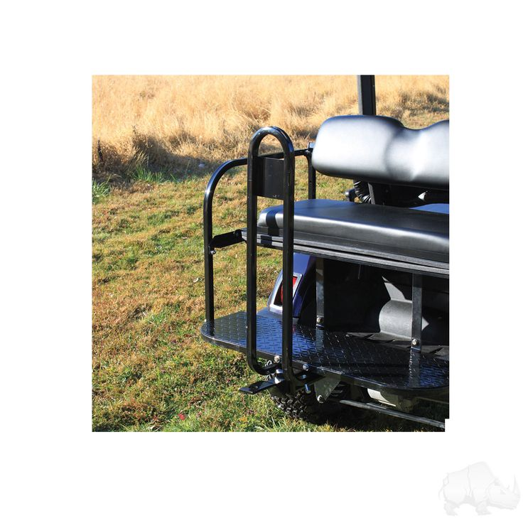 Bumper Hitch/Safety Bar Rear Seat Kit