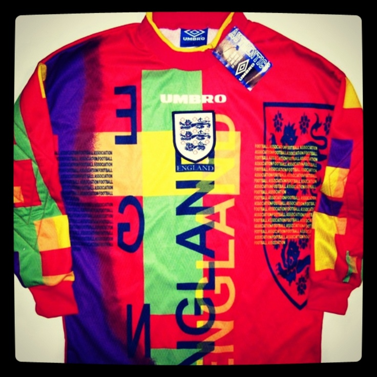 Love Umbro 90's Shirts