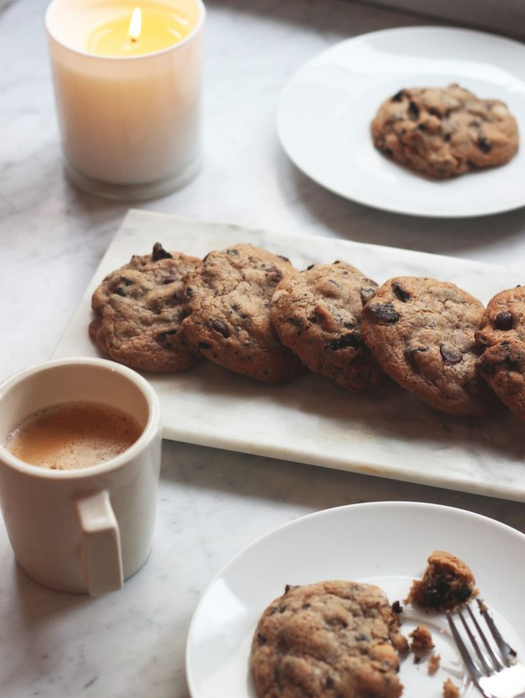 I'm totally obsessed with the cookies from Subway! But these are even better! Thank you, Zoella, for sharing such a yummy recipe with the internet!