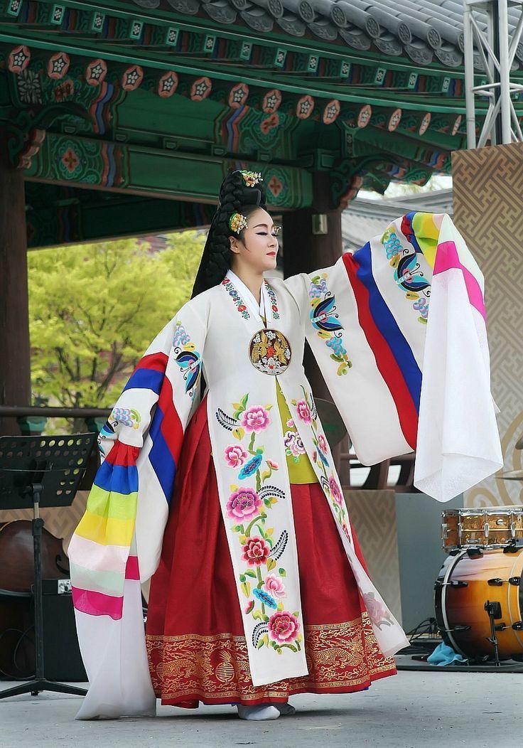 Korean dance Taepyeongmu