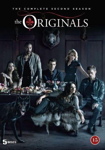 The Originals - Sæson 2 (5 disc) (DVD)