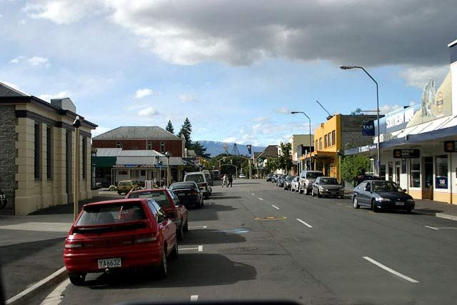 Alexandra, New Zealand | To Create and Send a Custom Postcard - Click Here