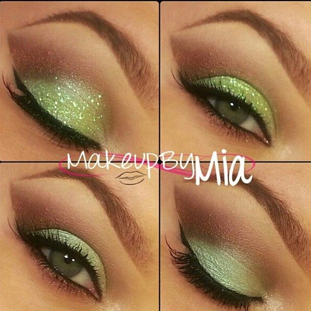 Gorgeous look using Mad Mellon by @makeupbymia - @eyekandycosmetics- #webstagram