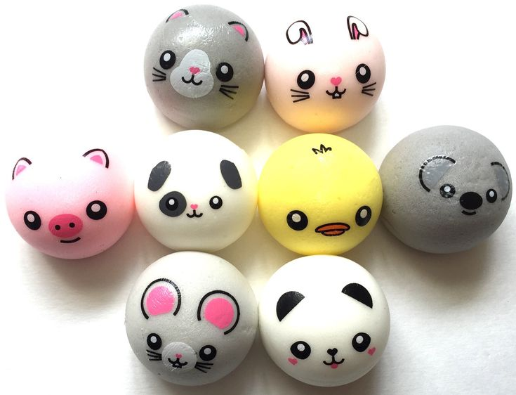 Squishy Bun Diy : 38 best images about Squishy on Pinterest Shops, Stress reliever and Ball chain