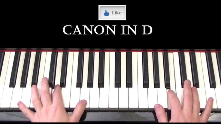 Canon in D (Pachelbel) Piano Cover by Ryan Jones
