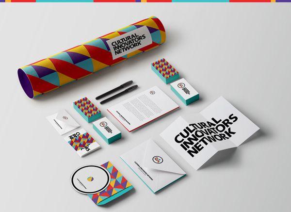 Visual Identity and Branding Series  CIN