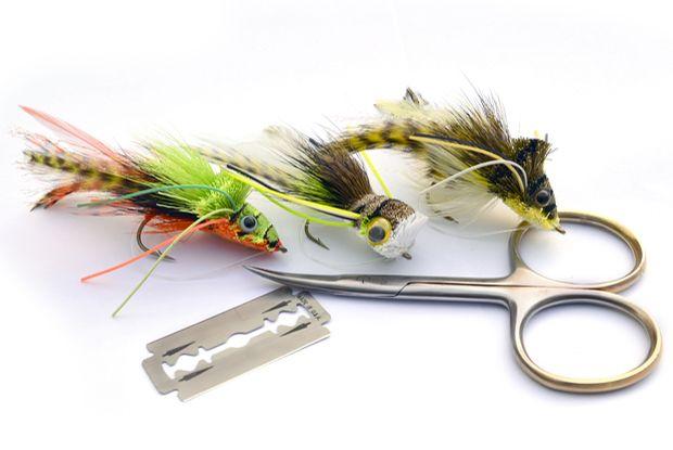 Expert tips for tying deer hair flies #flyfishing #flytying #bass