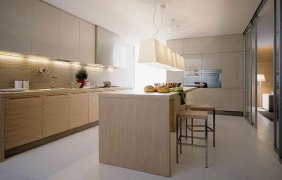 Varenna Minimal Kitchen