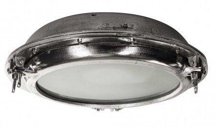 Aluminium rough lamp  - ceiling - plafonniere - PTMD