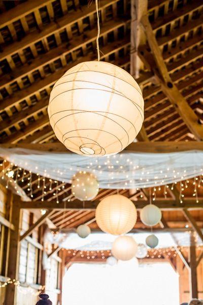 Barn Wedding Decorations