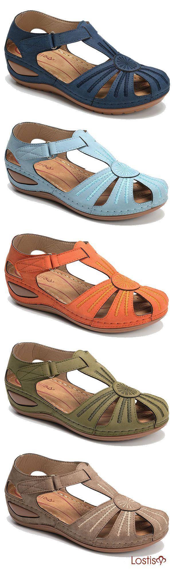 Do you want to try shoes that you like to go on clouds with? New Sandals – Superb Light & Comfy   – shoes