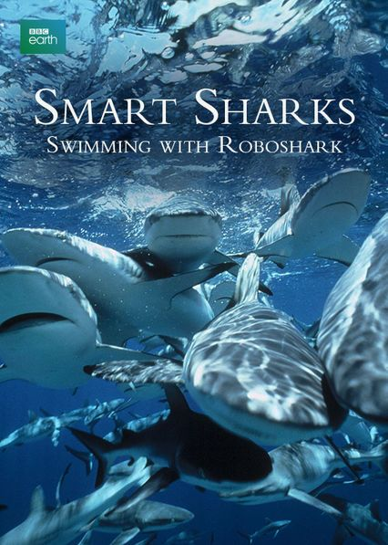 Smart Sharks: Swimming With Roboshark - Footage from a lifelike animatronic shark's onboard camera captures the lives of great whites and other sharks around the globe.