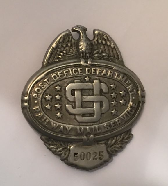 RAILROAD POLICE BADGES FOR SALE OR TRADE - Railroad Police Badges