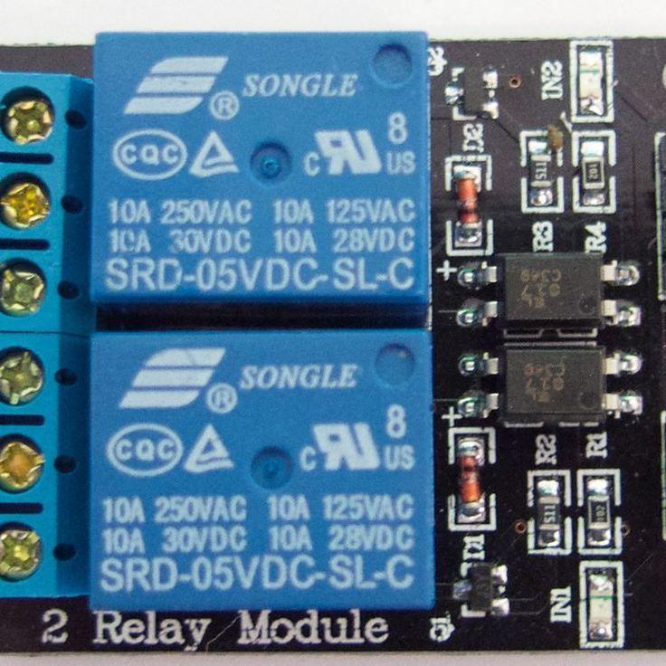 Relay 2 channel Rp.30.000  Modul relay 2 channel  New future with us  Komponen elektronika berkualitas termurah. Siap membantu untuk bantuan tugas akhir skripsi proyek maupun belajar sendiri  #elektro #elektronika #robotik #arduino #mikrokontroller #itb_hitz #ugm #upi #unpad #unikom #unsri #ipb #pens #its #sukabumi #follow #f4f  Contact us Line alfitaufiq Wa/sms : 08562067655 by lekatron.id