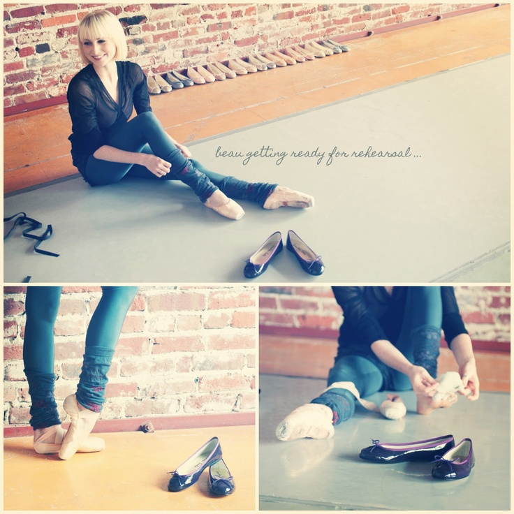 London Sole Wear Ballet Flats To The Ballet New Blog