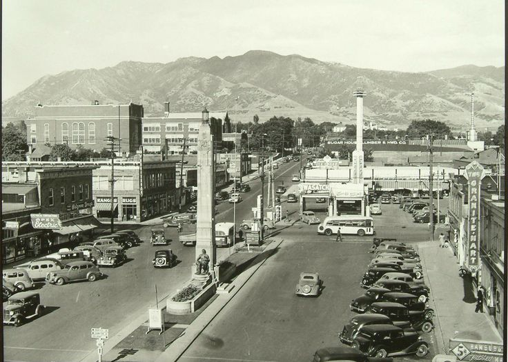 17 Best Images About Old Salt Lake City On Pinterest The