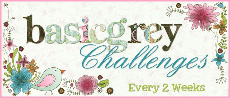 Every 2 week challenges featuring my all-time favorite paper company