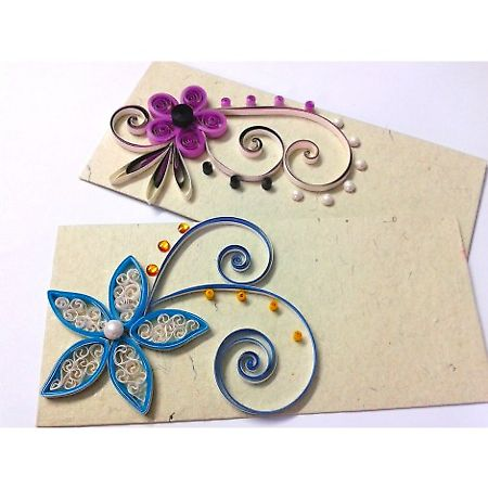 Shagun Envelope Paper Quilling on allMemoirs