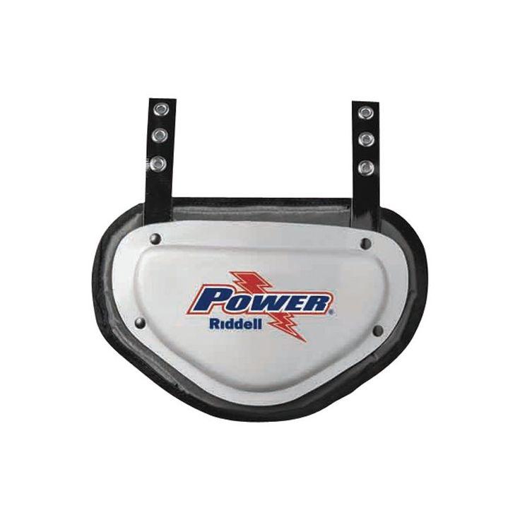 Riddell Varsity Power Extreme Back Plate