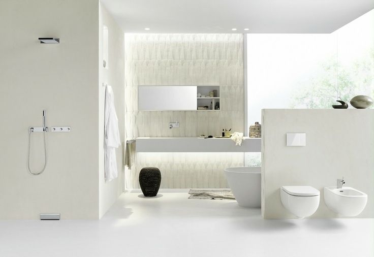Geberit Shower Element Shower System With Wall Drainage