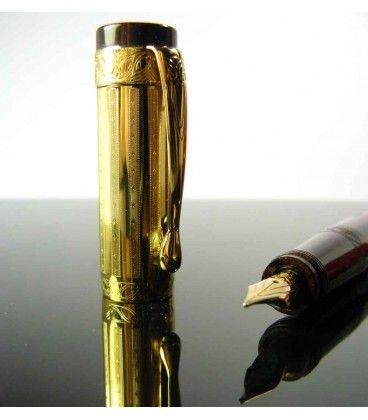 #stylo de #luxe #Aurora - stylo #plume - serie limitee - Nobile