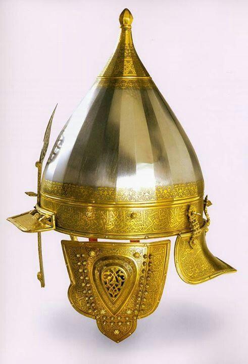 Beautiful Ottoman Helmet