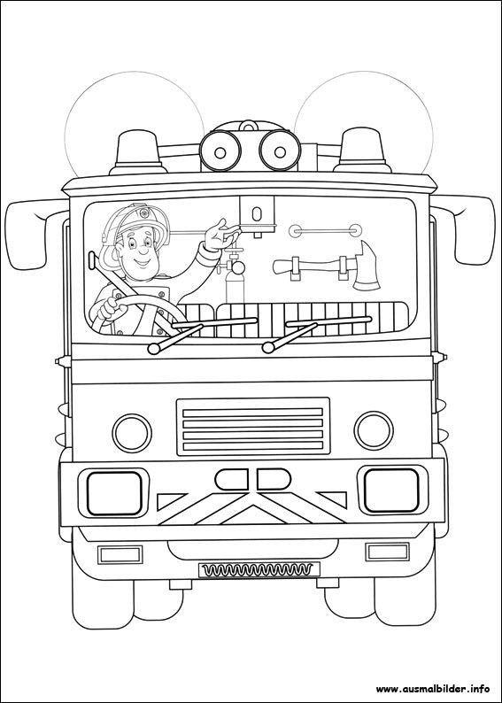 10 Gut Feuerwehrauto Malvorlage Eingebung 2020 Ausmalbilder Feuerwehrmann Sam Feuerwehrmann Sam Feuerwehrmann