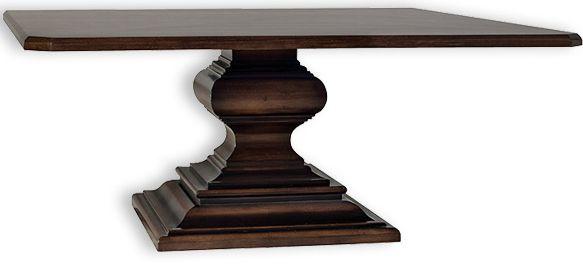 Ross Pedestal Table