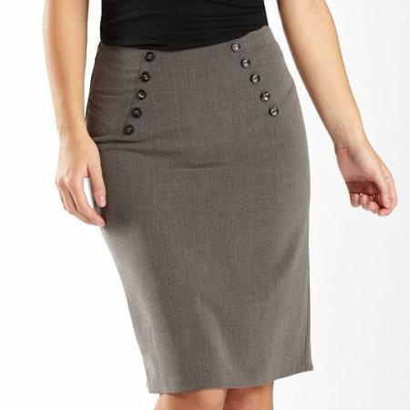 B.Wear Pencil Skirt $17.00