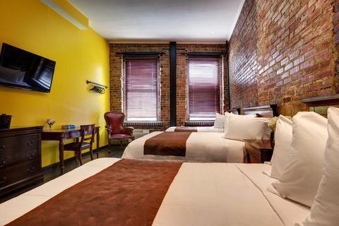 Sohotel New York City - Compare Deals