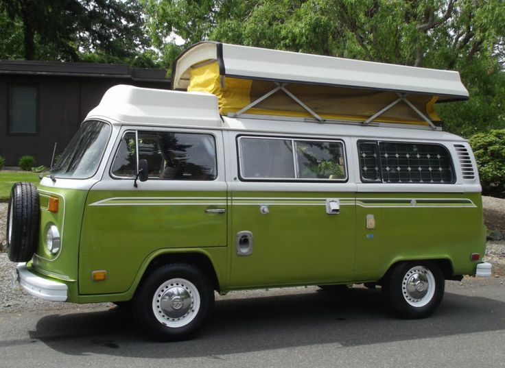 Volkswagen Bus Vanagon Deep Cycle Battery Power